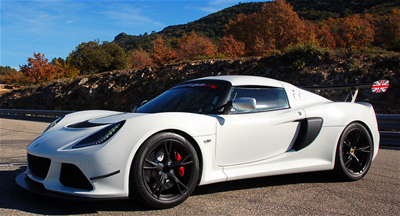 EXIGE V6 CUP R EXPERIENCE